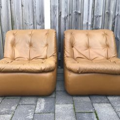 lounge chairs by Michel Cadestin