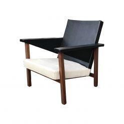 modernist dutch armchair