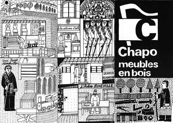 Pierre Chapo - The legacy of Pierre Chapo continues, Pierre Chapo