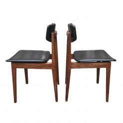 dutch teak dining chair