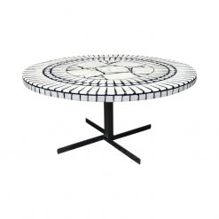 Heinz Lilienthal marble table