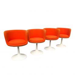 Topform fiberglass chair