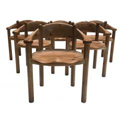 Rainer Daumiller pine chair