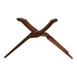 Indonesian teak stool