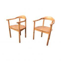 Rainer Daumiller chairs